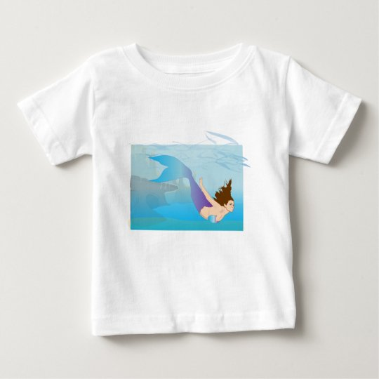 Mermaid Baby T-Shirt