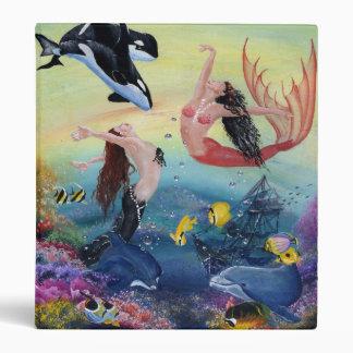 Mermaid Ballet Binder