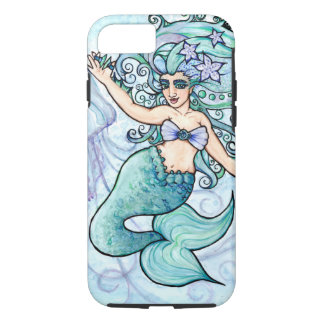 Mermaid belly dancer Marina iPhone 7 Case