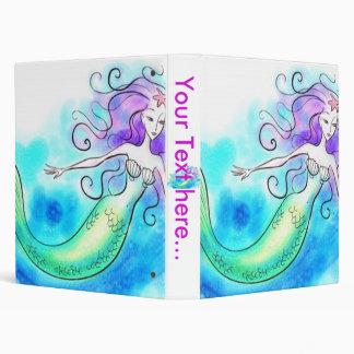 Mermaid Binders
