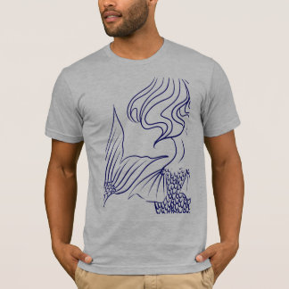 Mermaid Blue T-Shirt