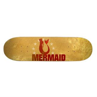 Mermaid Board Skateboard Deck