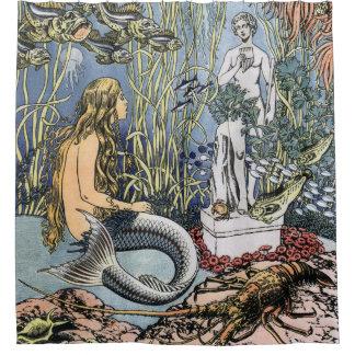 Mermaid by Ivan Bilibin