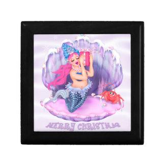 MERMAID CHRISTMAS GIFT BOX