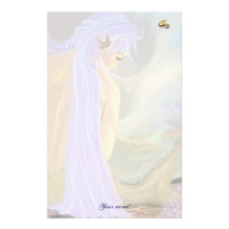 Mermaid! Customized Stationery