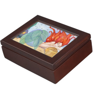 Mermaid Dreams Keepsake Box