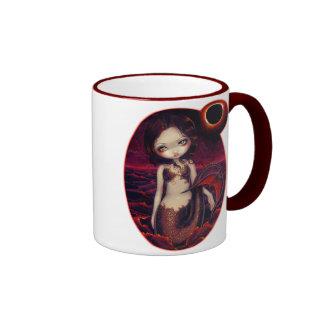 """Mermaid Eclipse"" Mug"