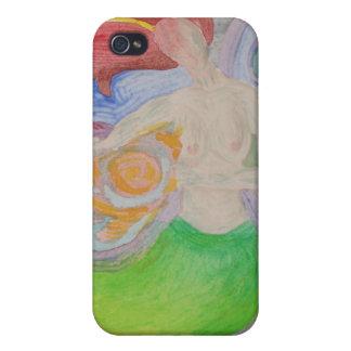 Mermaid Fairy iPhone 4/4S Cases