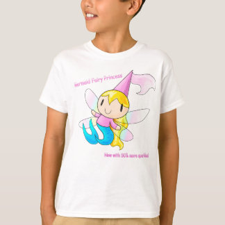 Mermaid fairy princess T-shirt