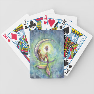 Mermaid Fantasy Fairy Art by  Molly Harrison Bicycle Playing Cards