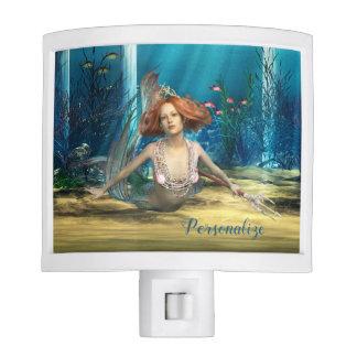 Mermaid Fantasy Night Light
