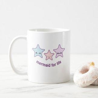 Mermaid for Life Coffee Mug