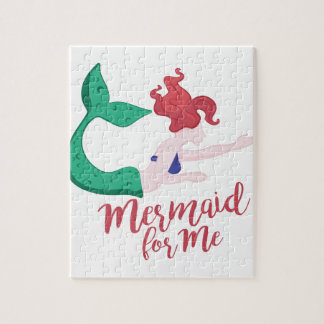 Mermaid For Me Puzzle