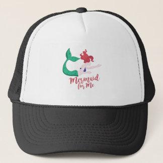Mermaid For Me Trucker Hat