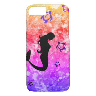 Mermaid & Friends iPhone 7 Case