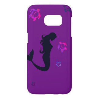 Mermaid & Friends Samsung Galaxy S7 Case