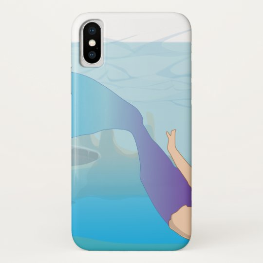 Mermaid Galaxy Nexus Case