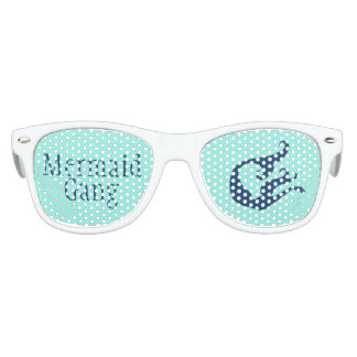 Mermaid Gang Party Shades Sunglasses