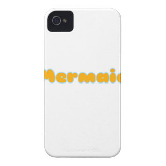 Mermaid Gifts and Shirts Case-Mate iPhone 4 Case