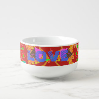 Mermaid Ice Cream Soup Ice Cream Bowl