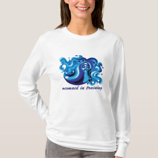 mermaid in training T-Shirt
