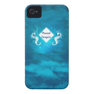 mermaid incognito iPhone 4 covers