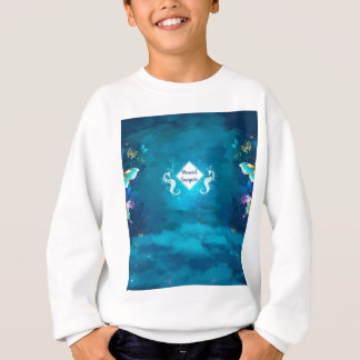 mermaid incognito sweatshirt