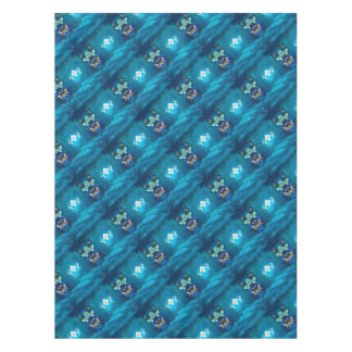 mermaid incognito tablecloth