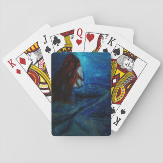 Mermaid Inspiration Playing Cards