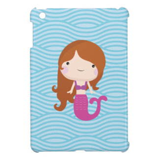 Mermaid iPad Mini Cover