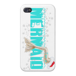 mermaid iphone 4/4S case by jrzgirlz