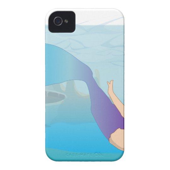Mermaid iPhone 4 Covers
