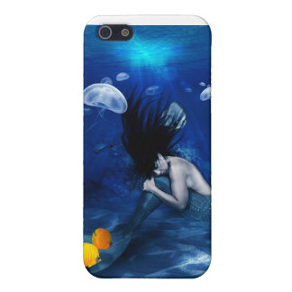 Mermaid iphone 5c case