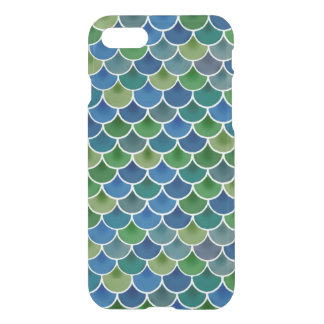 Mermaid iPhone 7 Clear Case