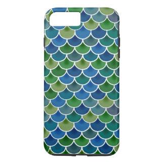 Mermaid iPhone X/8/7 Plus Tough Case