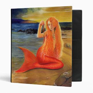 Mermaid Key Sunset Binder