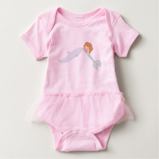 Mermaid Kisses Baby Bodysuit