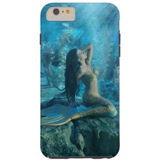 Mermaid Lagoon Tough iPhone 6 Plus Case
