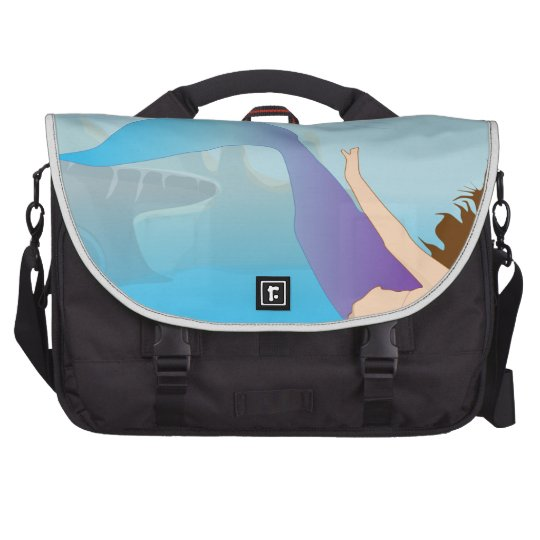 Mermaid Laptop Bags