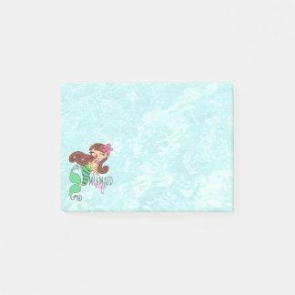 Mermaid Life  Post-it® Notes 4 x 3