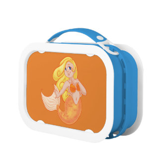 Mermaid Lunch Box for Girls