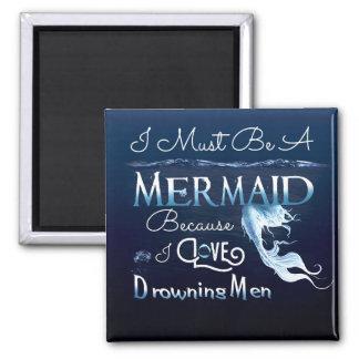 Mermaid Magnet