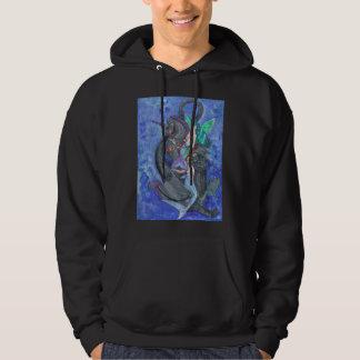 Mermaid Merman Unicorn Wing Fairy Dragon Seahorse Hoodie
