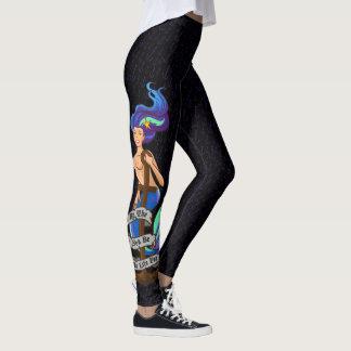 mermaid_msaquapurple_leggings leggings
