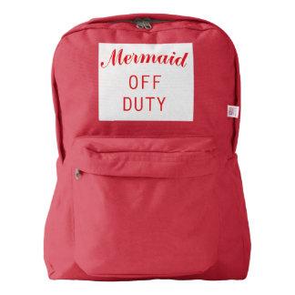 Mermaid Off-Duty Backpack