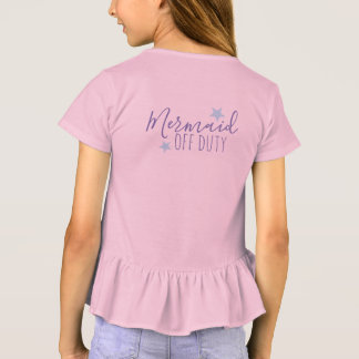 Mermaid Off Duty with StarFish Top