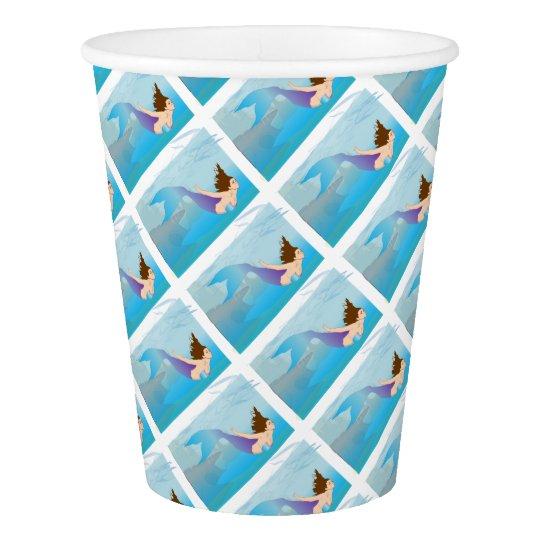 Mermaid Paper Cup