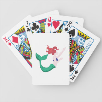 Mermaid Poker Deck