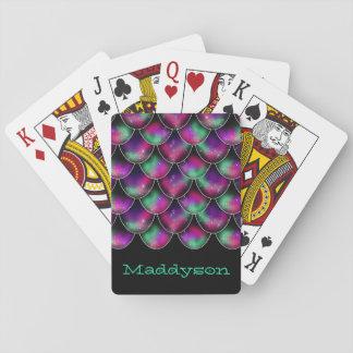 Mermaid Poker Deck