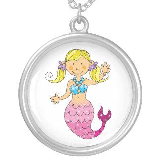 mermaid princess jewelry